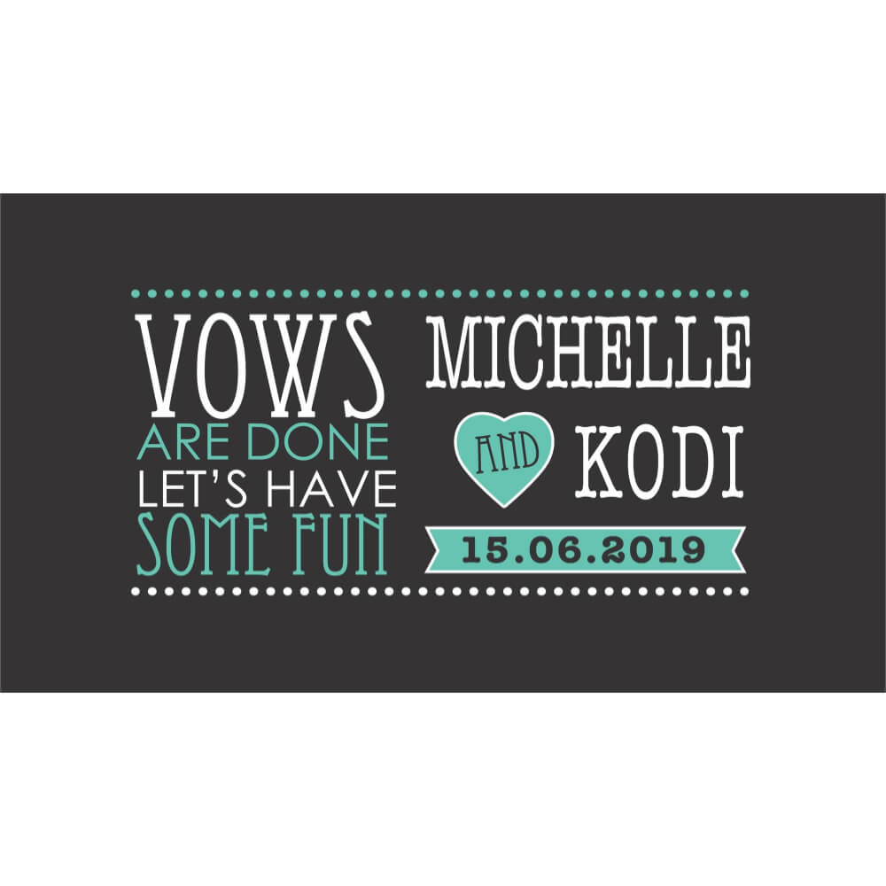 Funny Vows