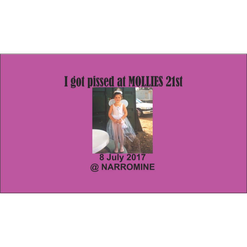 21st Birthday - 2