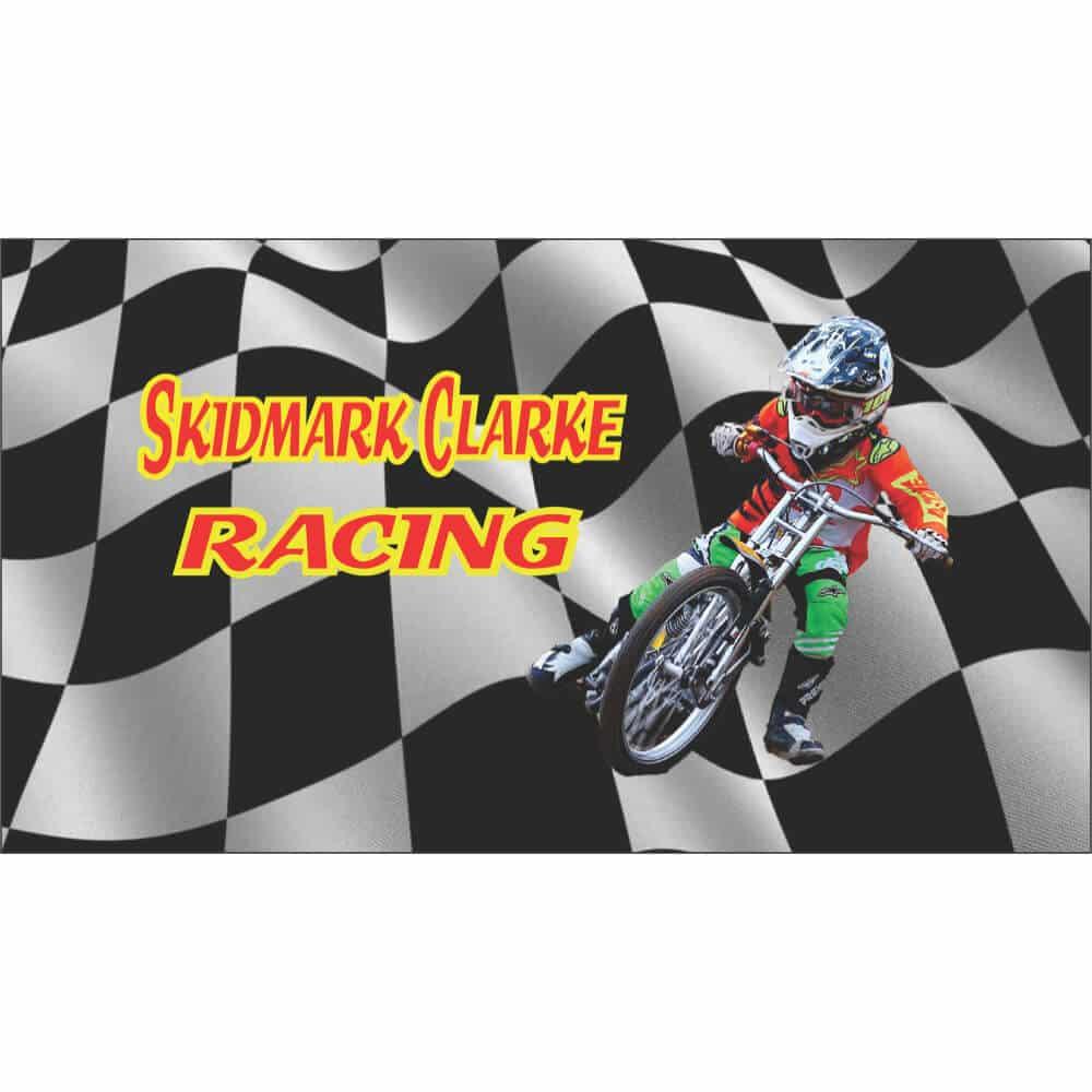 Skidmark Clarke Racing