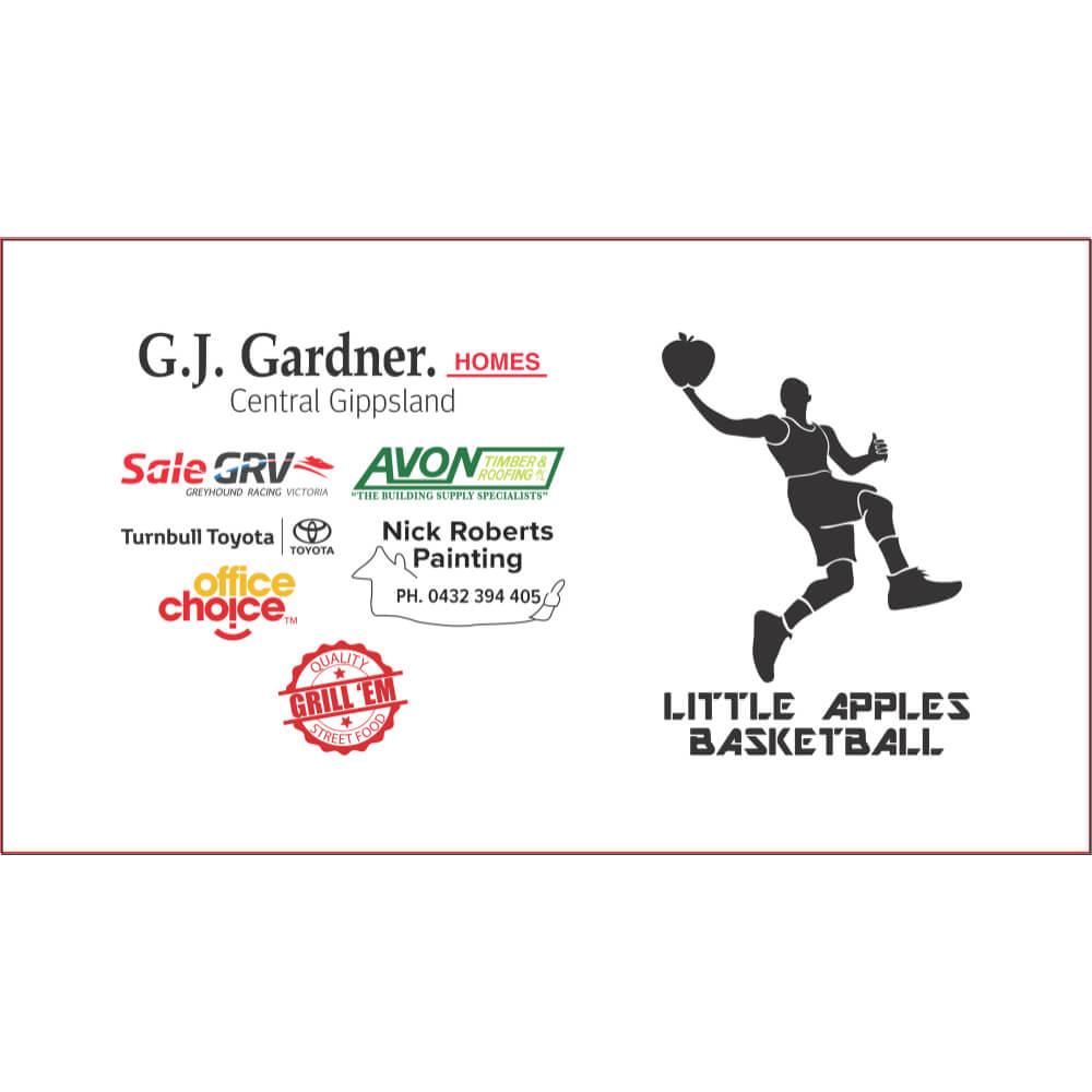 Little Apples Basketball