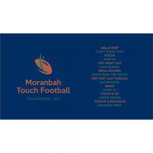 Moranbah Touch Football